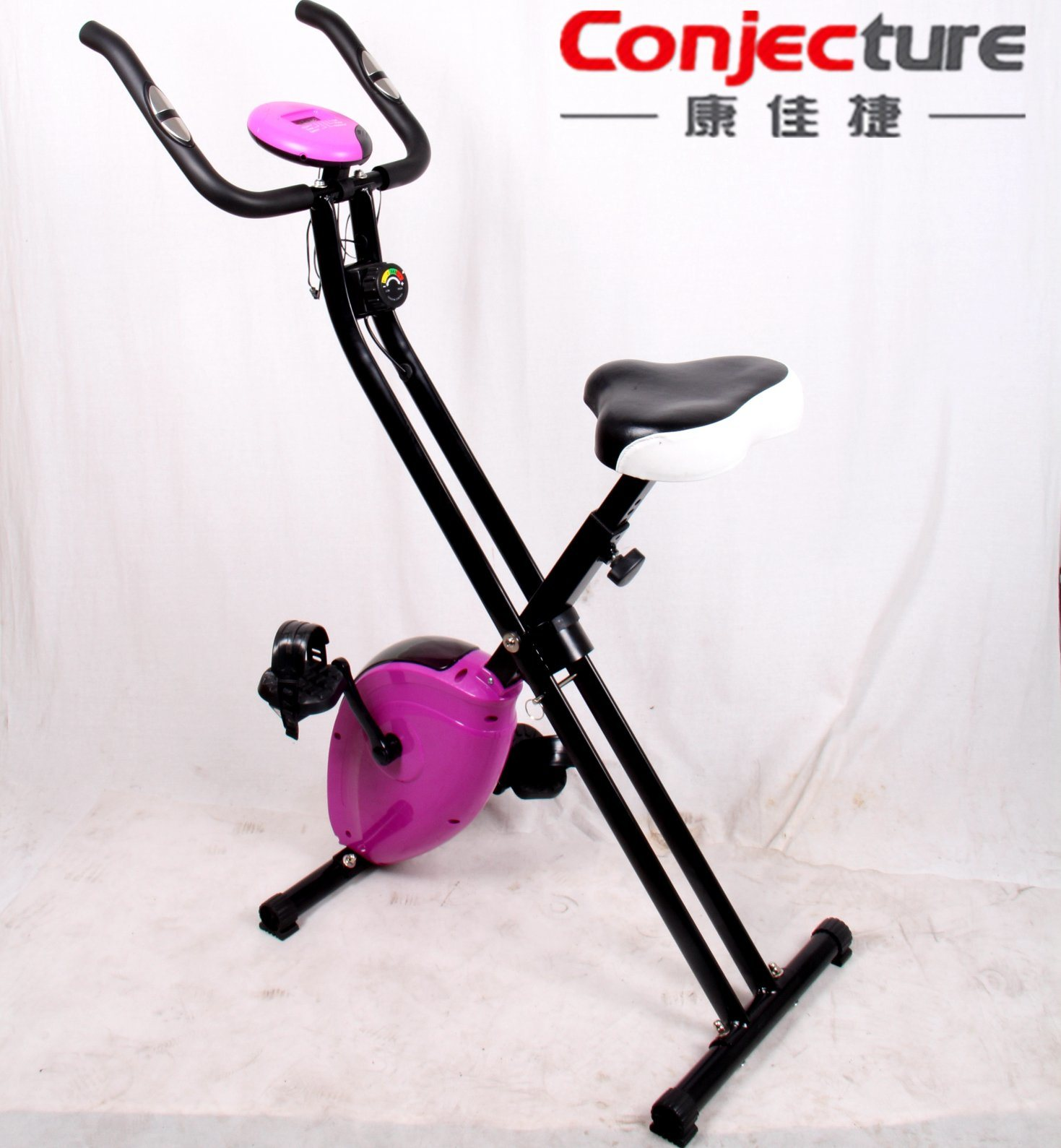 Conjecture Sports Magnetic Exercise Bike, Gym Fitness Exercise Bike