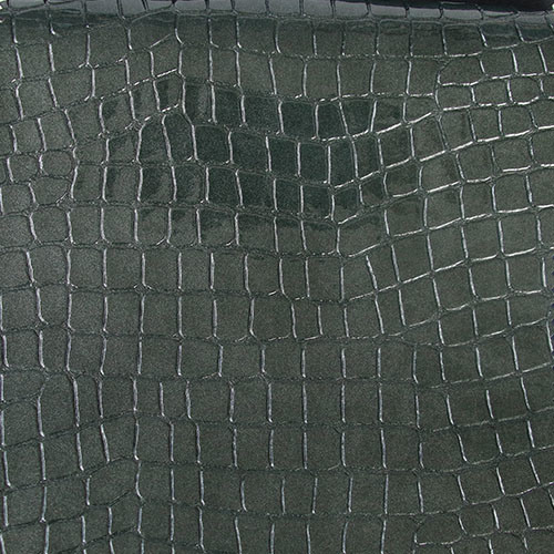 Crocodile Artificial PU Leather for Hand Bag