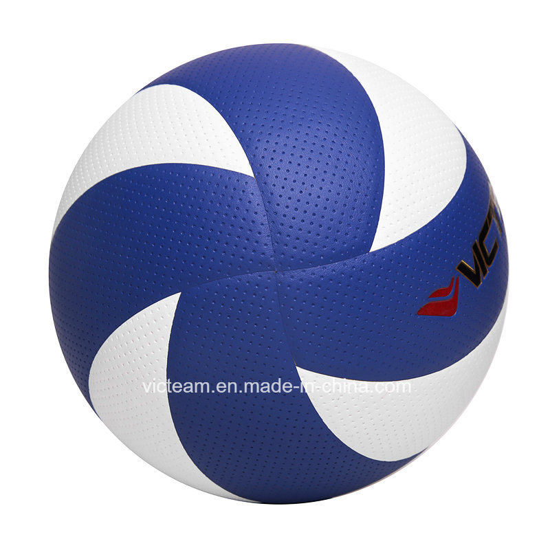 World-Class Custom Logo Size 5 Laminated Volleyball