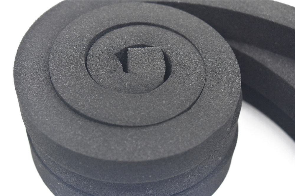 Acrylic-Modified Asphalt 25mm Expanding PU Foam Tape