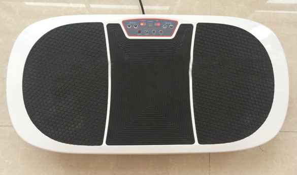 New Design 3D Vibration Plate Crazy Fit Massager (1019)