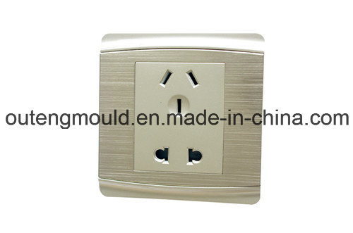 Wall Switch Plastic and Metal Mould for Household Appliances