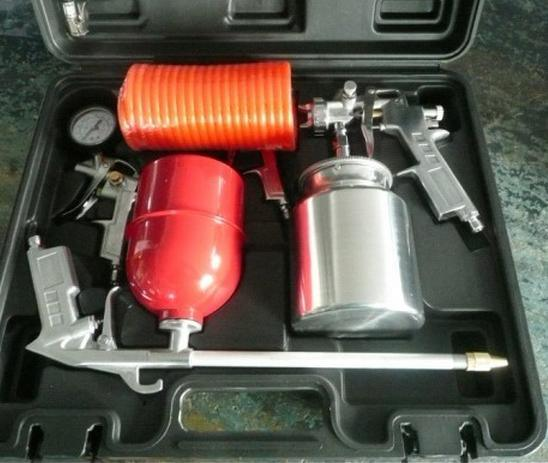Washing Gun Air Tool Kits (5PCS)