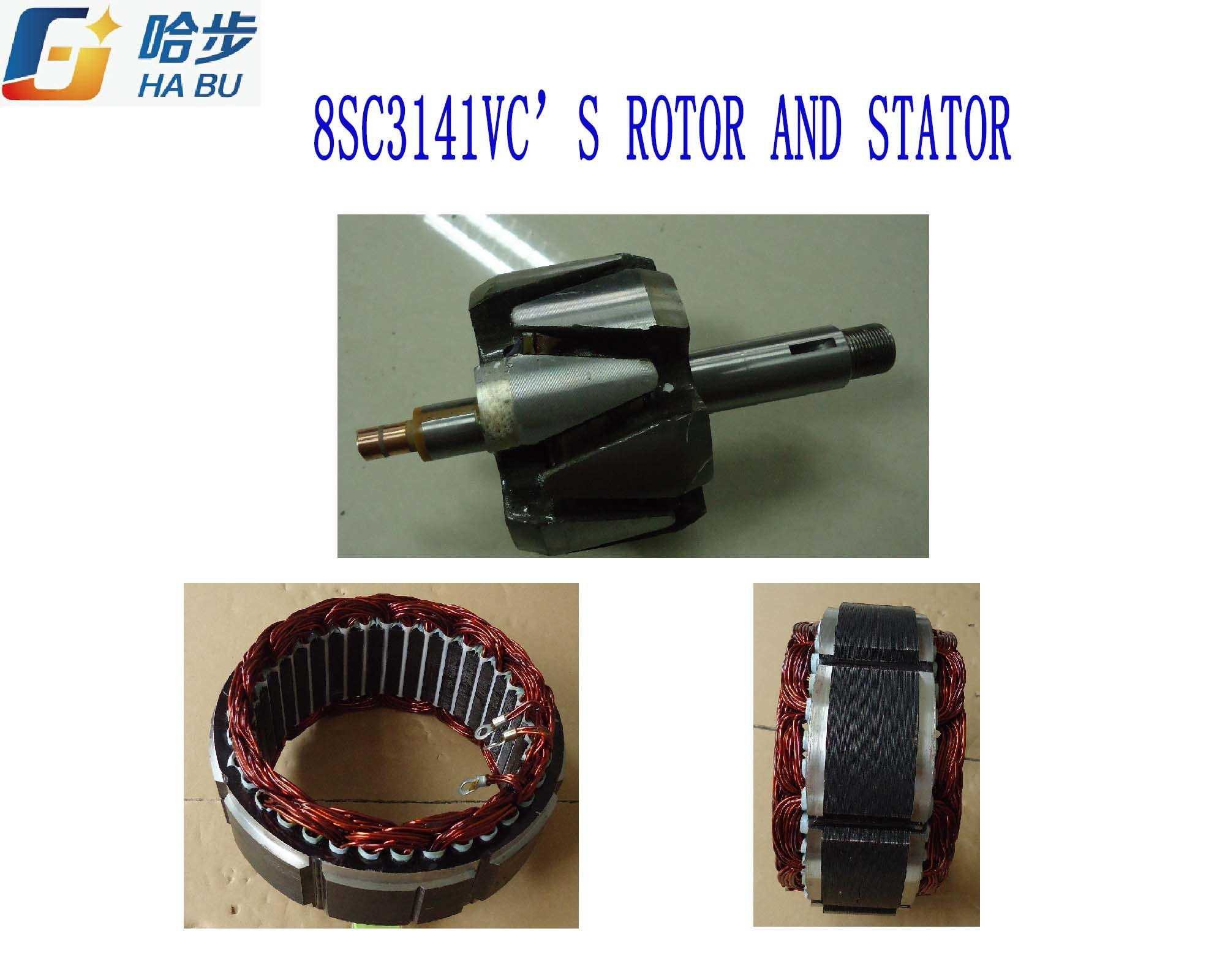Prestolite Altenator′s Stator and Rotor for 8sc3141vc