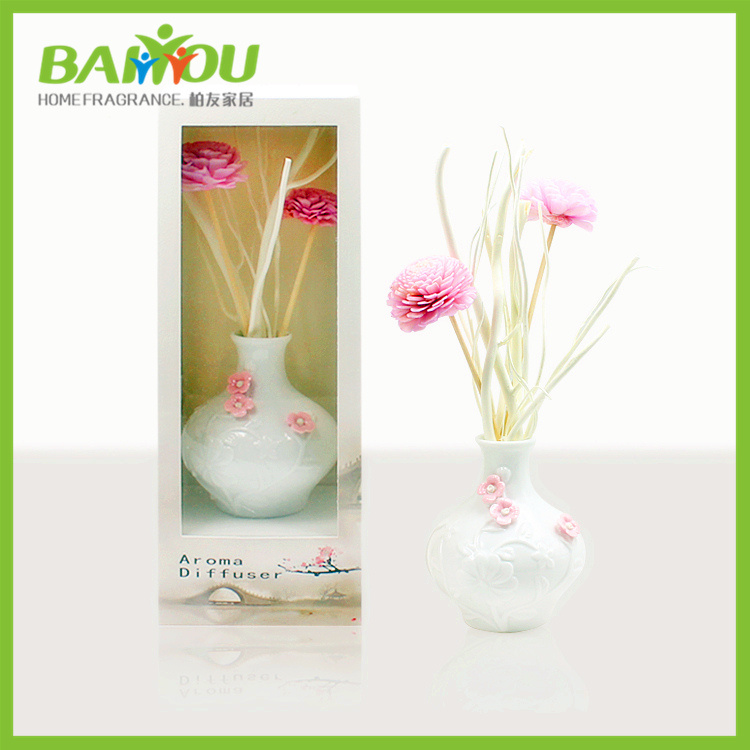 Customize Different Flower Reed Diffuser