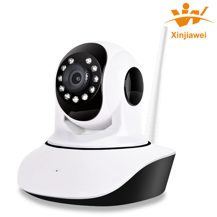 Indoor Auto Focus Infrared Dome Network IP Camera