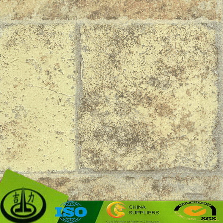 Decorative Paper with Stone Grain for Floor