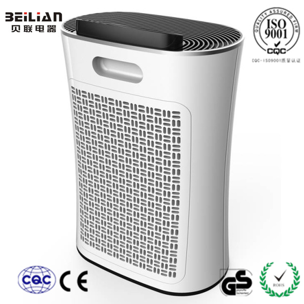 New Designed Air Purifier with Dust Sensor From Beilian
