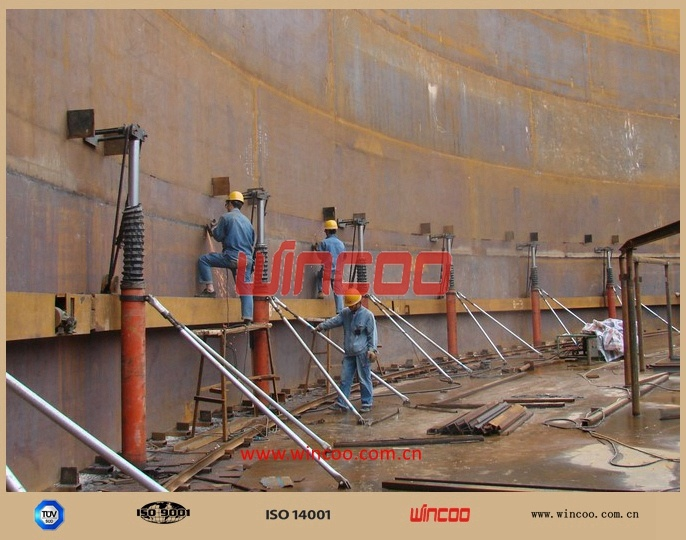 Hydraulic Jacking System for Tank/Automatic Tank Elevators/Lifting Equipments