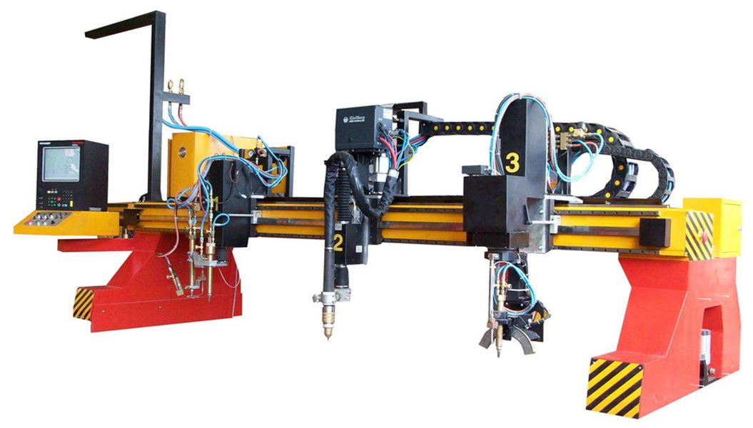 CNC Rotary Bevelling Plasma Cutting Machine