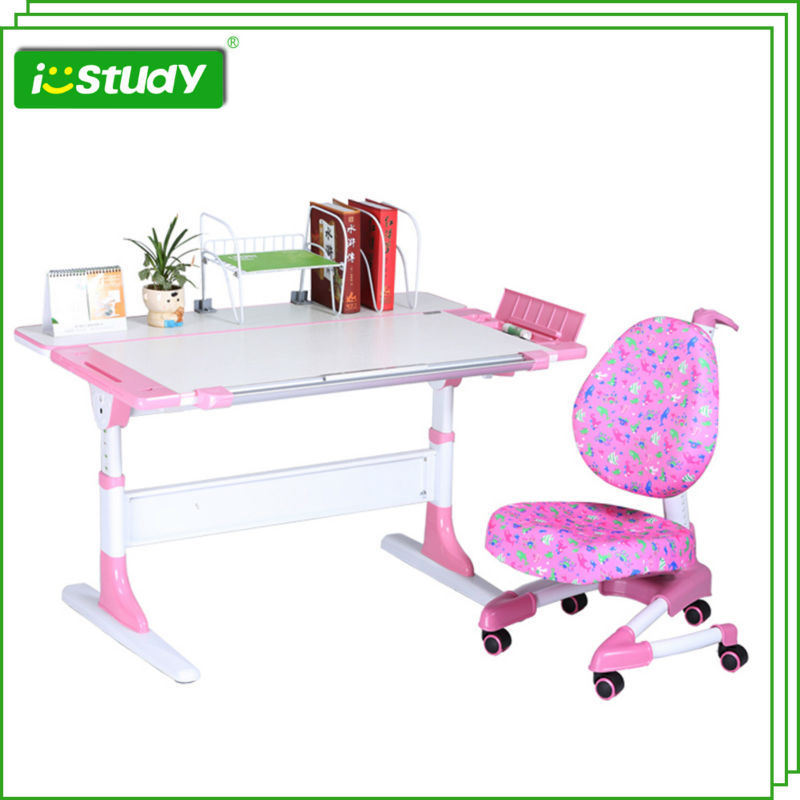 China Metal Wooden Study Height Adjustable Dressing Table Kids Furniture    China Kids Furniture, Study Table And Cabinet