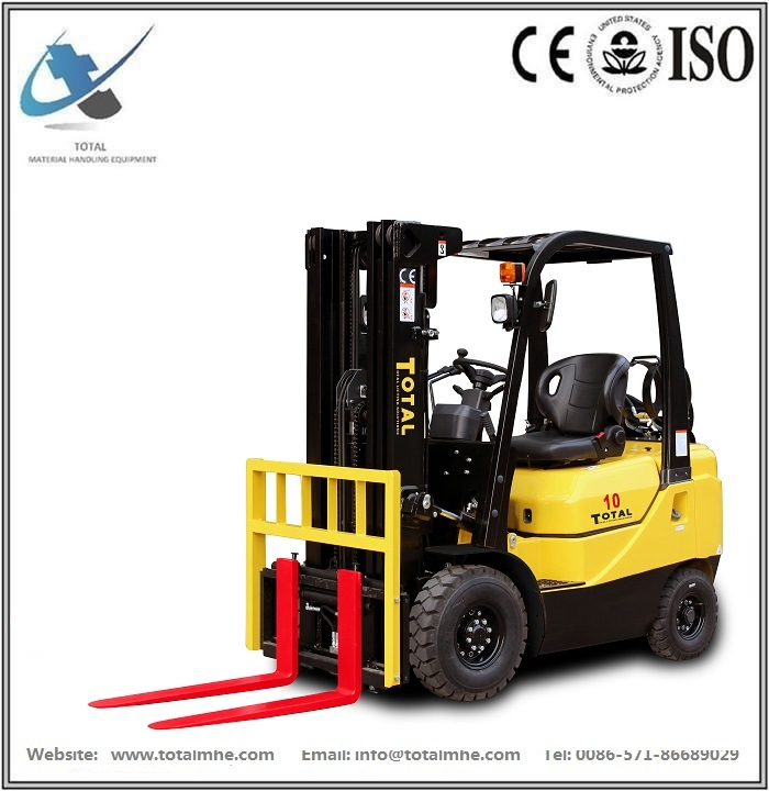 1.0 Ton LPG Forklift with Nissan K21 Engine