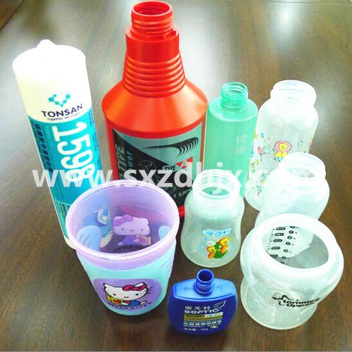 Consumer Product Plastic Bottle Screen Printing Machine