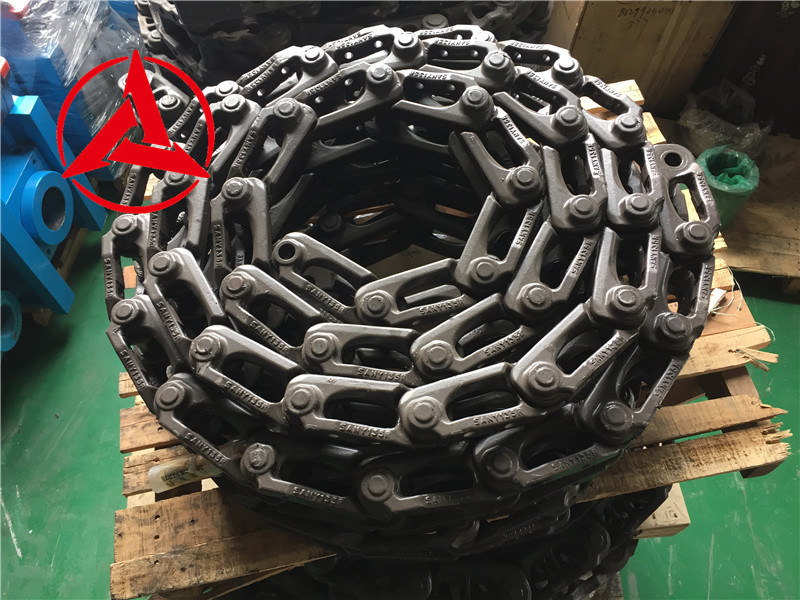 The Track Chain for Sany Excavator