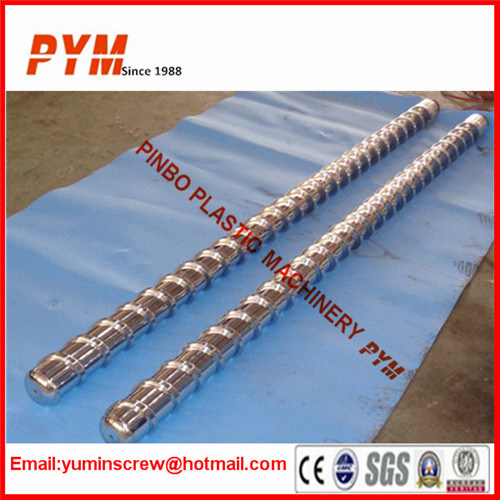 Nitrided Single Screw Barrel for Extruder Machinery