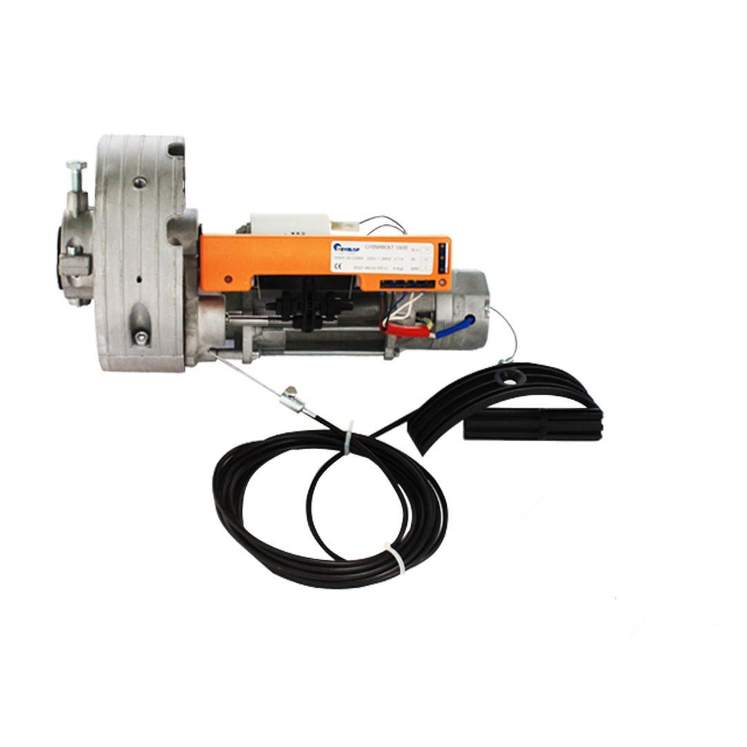 Easy to Install and Conveniet Central Roller Shutter Door Motor