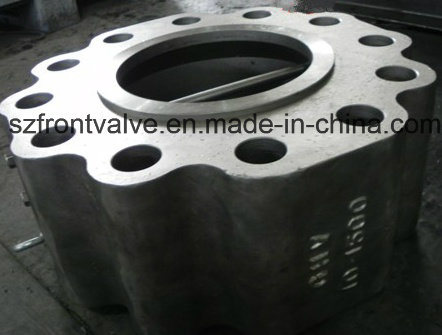 Lugged Type Double Disc Wafer Check Valve