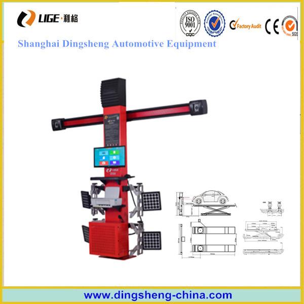 Car Workshop Wheel Alignment Advance Machines