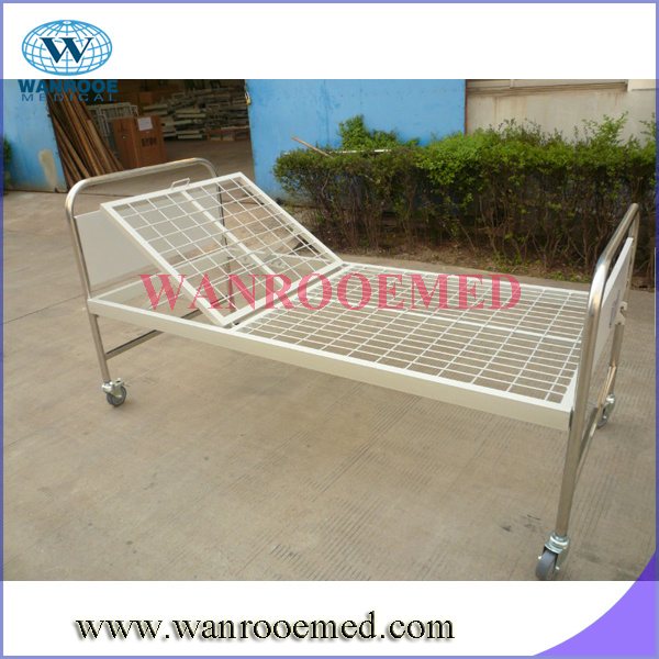 Bam103 Stainless Steel Single Crank Hospital Bed
