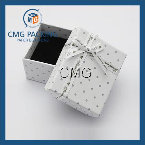 Sponge Soft Insert Bracelet Packing Display Cardboar Box (CMG-PJB-085)