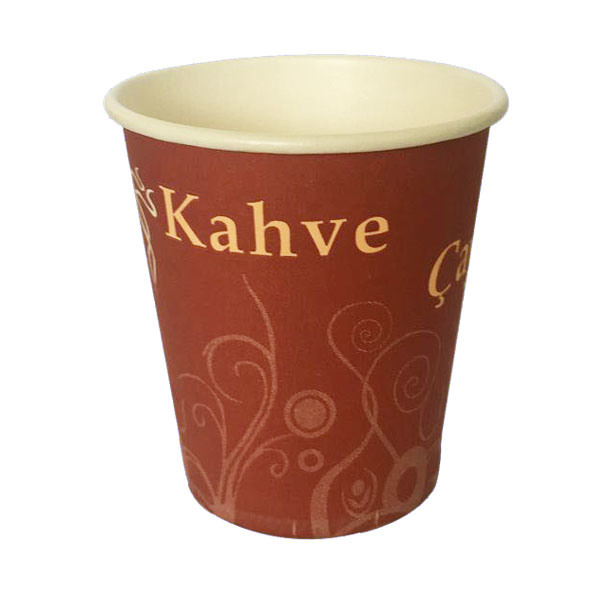 Factory Supply Eco-Friendly 7oz Biodegradable Paper Cup