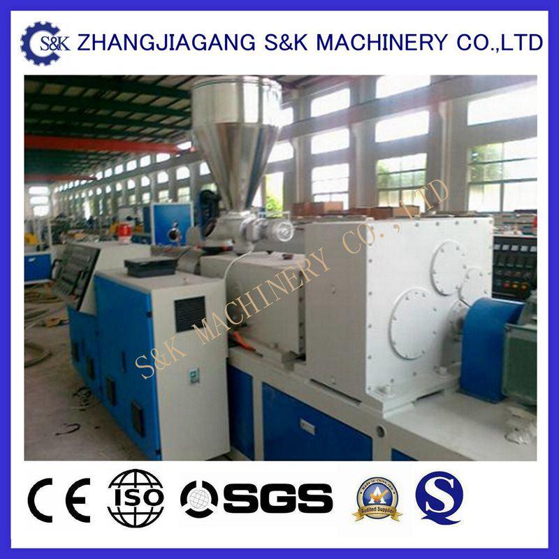 M-PVC Pipe Extruder Line