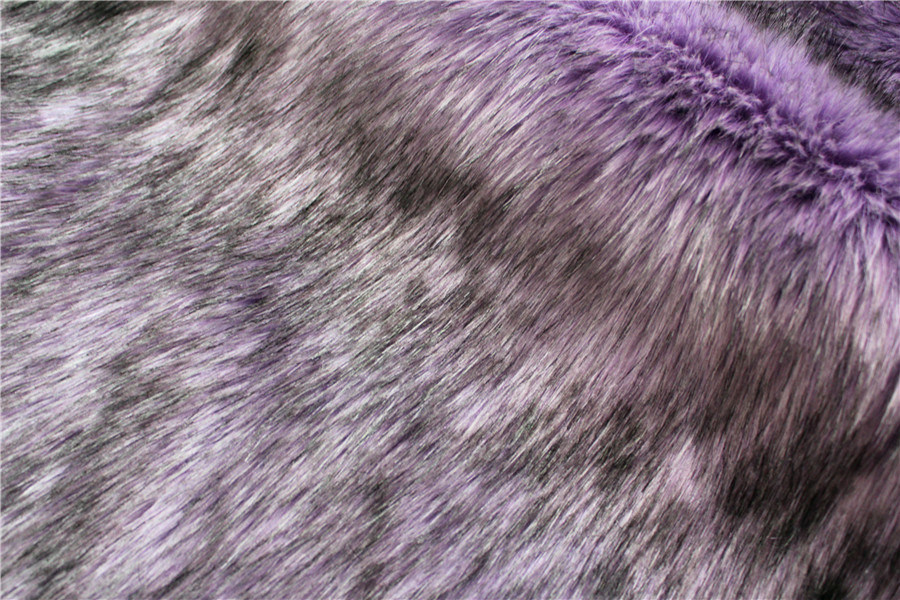 New Fake Fur for Garment