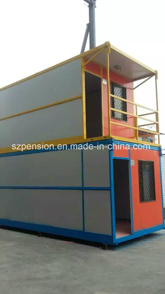 High Quality Green Environmental Prefabricated/Prefab Mobile House
