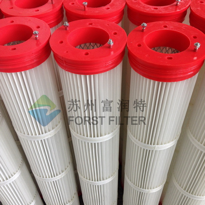 Forst Long Pulse Pleated Air Filter Cartridge