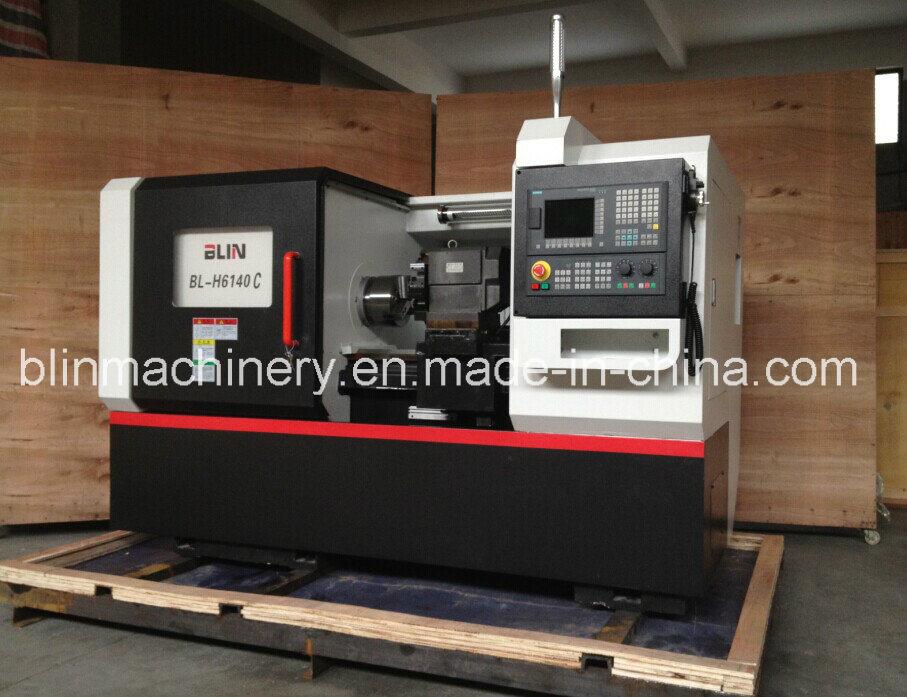 Bll-H6140c/6150b/6150c/6166c High Precision Flat Bed CNC Lathe Machine