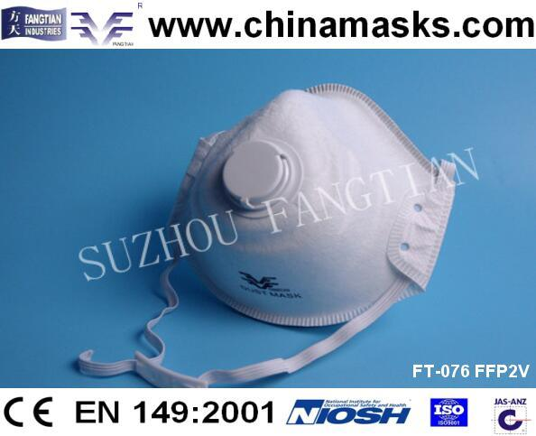CE Disposable Face Mask Security Respirator