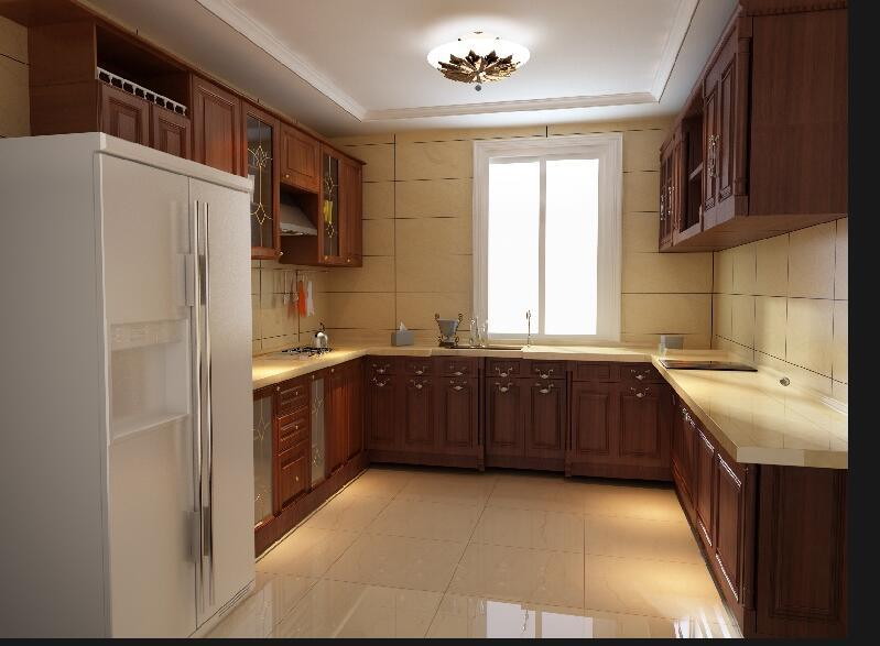 New Design High Glossy Home Furniture Kitchen Cabinet Yb1710605