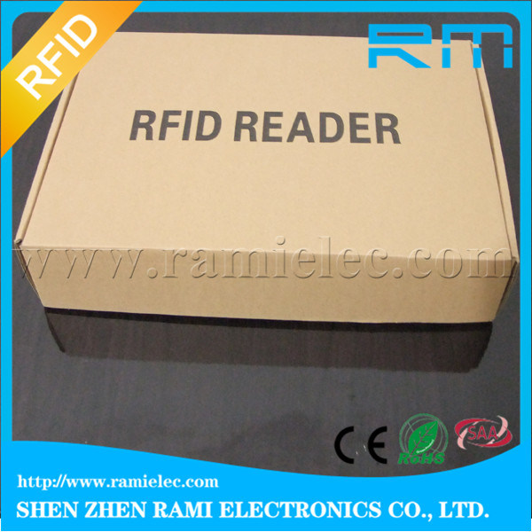 Smart Chip UHF Long Range RFID Card WiFi+TCP/IP Reader