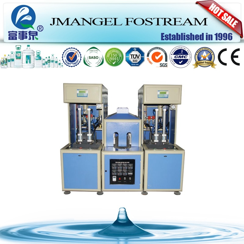 Factory Inspection Bottle Blowing Molding Machine Manufacturer