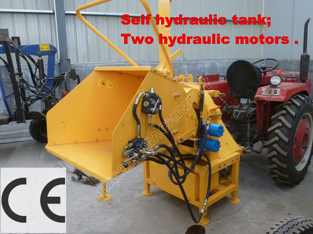 China High Quality Wood Chipper (WC-8) with CE
