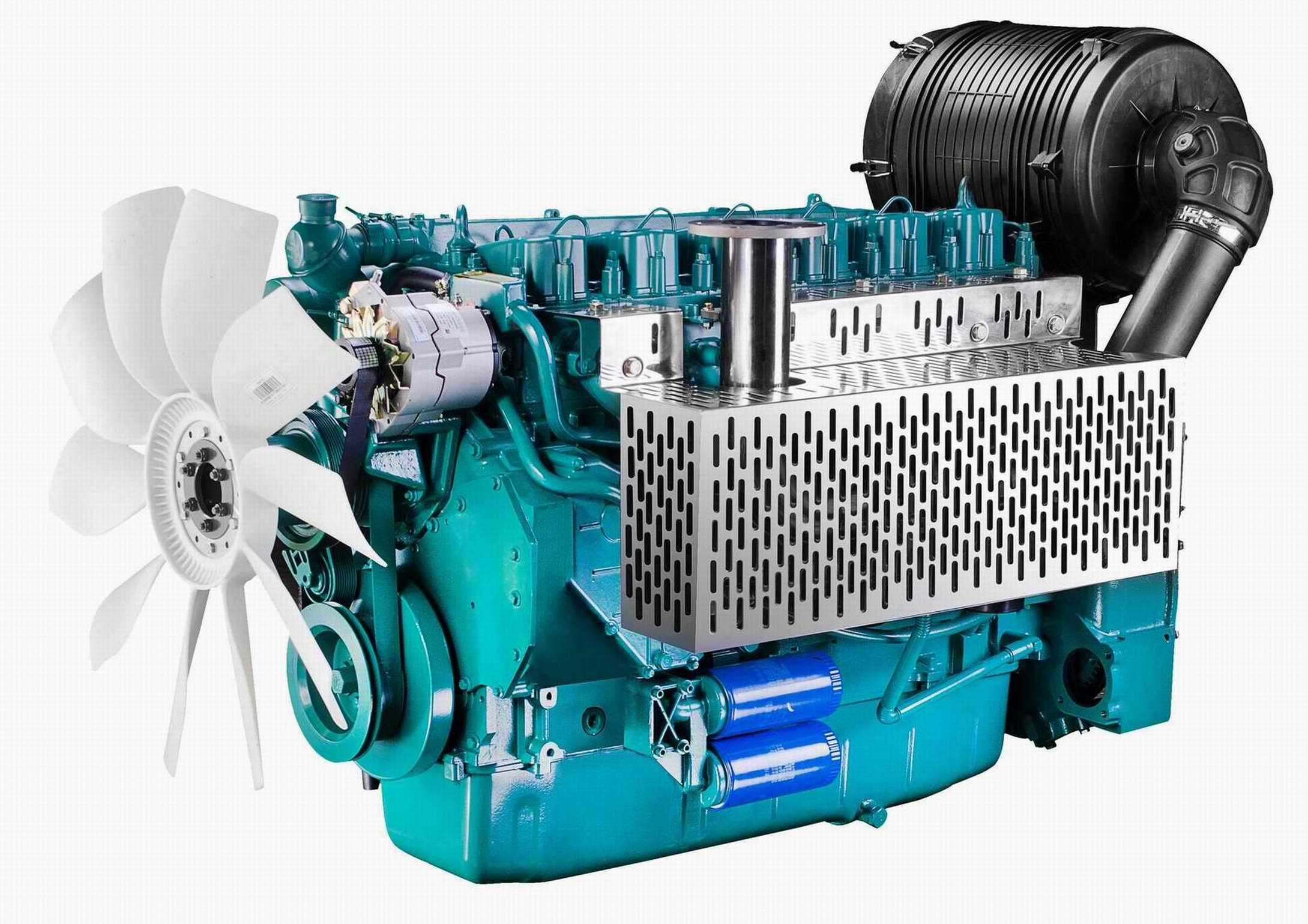 Water Cooled Deutz Diesel Engine (WP10D264E200)