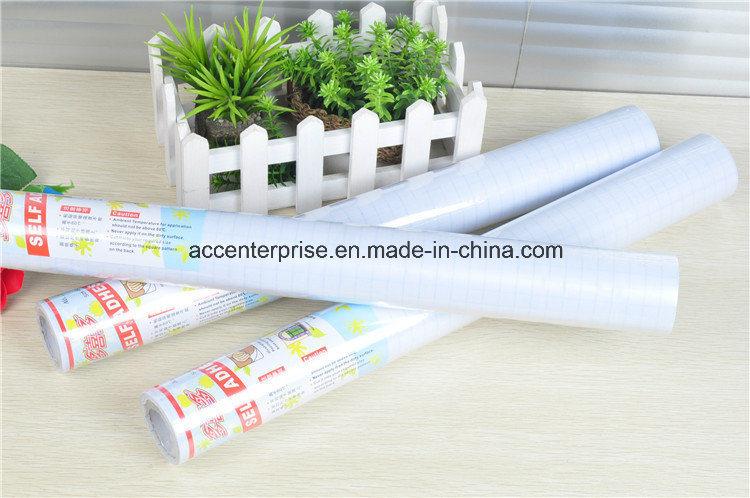 Transparent Self Adhesive PVC Book Cover Film