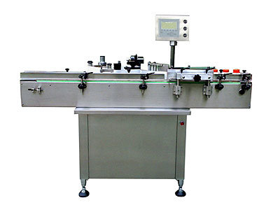 LTB-a Label Machine for Pharma Grade