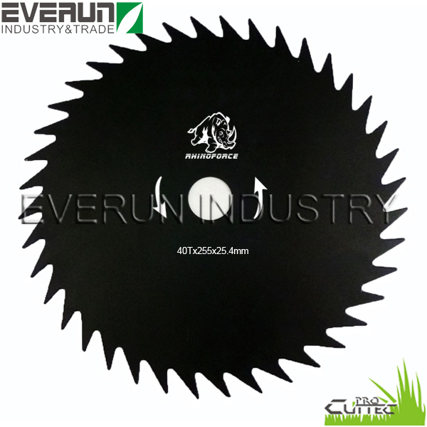 40t Disc Blade for Brush Cutter and Grass Trimmer