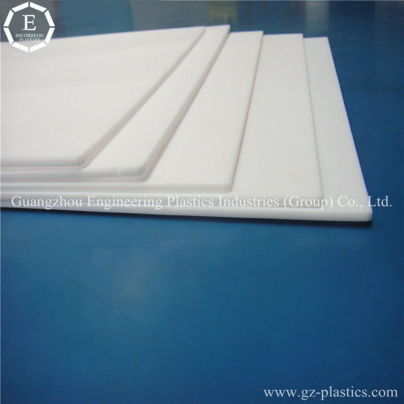 Engineering Plastic Products Hard Teflon PTFE Board Part F4 Plastic Sheet