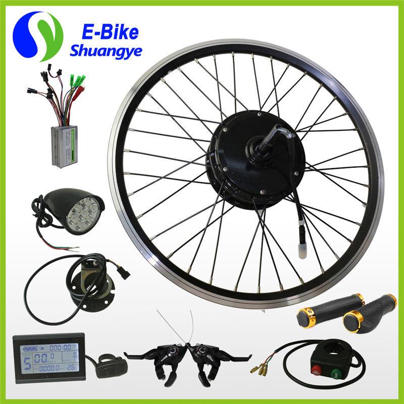 Hot Sell Basic Ebike Eletric Bike Conversion Kit 36V 48V 250W 350W