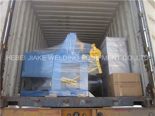 Galvanized Steel Wire Mesh Welding Machine