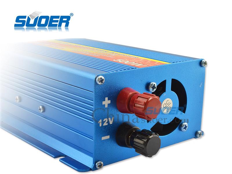 Solar 12V 220V DC to AC off Grid Car Power Inverter 500W (FAA-500A)