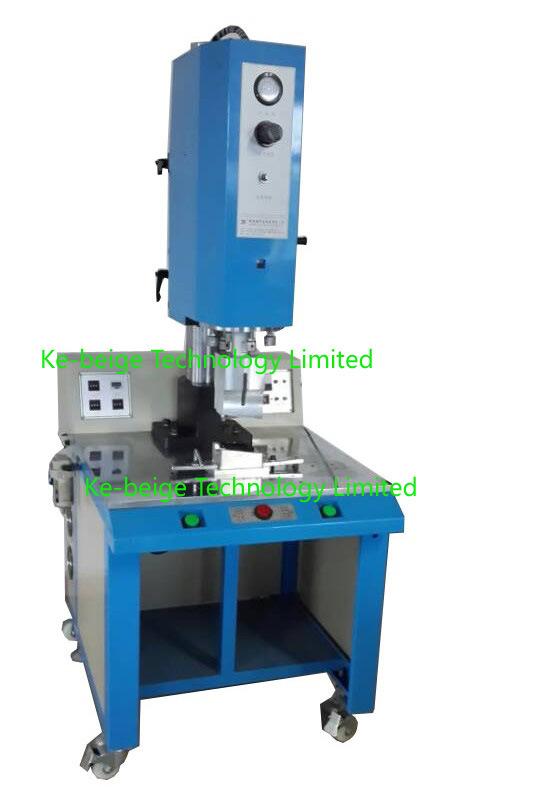 4200W 15kHz Ultrasonic Welding Machine Plastic Welder for Mask Welding