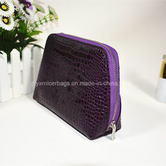 Lady PU Bulk Cosmetic Bags Cheap Wholesale Makeup Bags