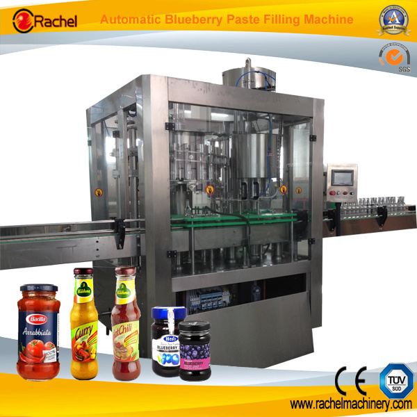 Tomato Jam Paste Packaging Machine