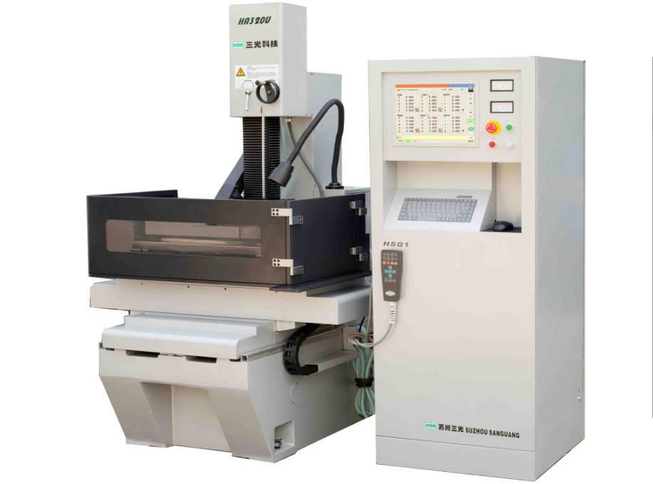 AC Servo Multi-Cut CNC Molybdenum Wire Cut EDM (HA320U)