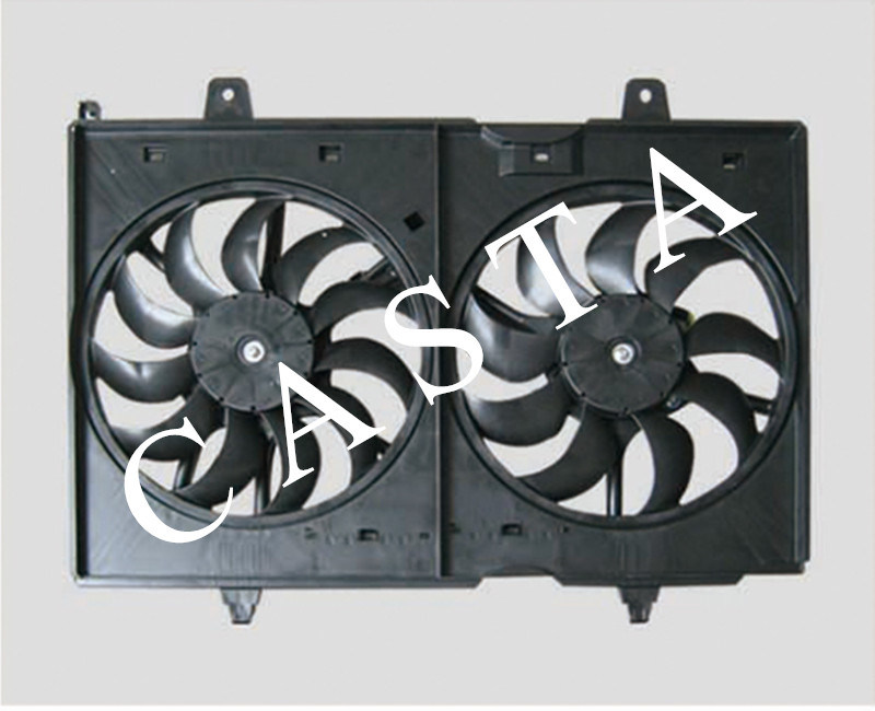 Auto Radiator Fan For Nissan Sylphy