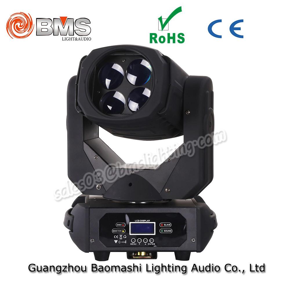 4 PCS 25W High Brightness LED Super Beam Light
