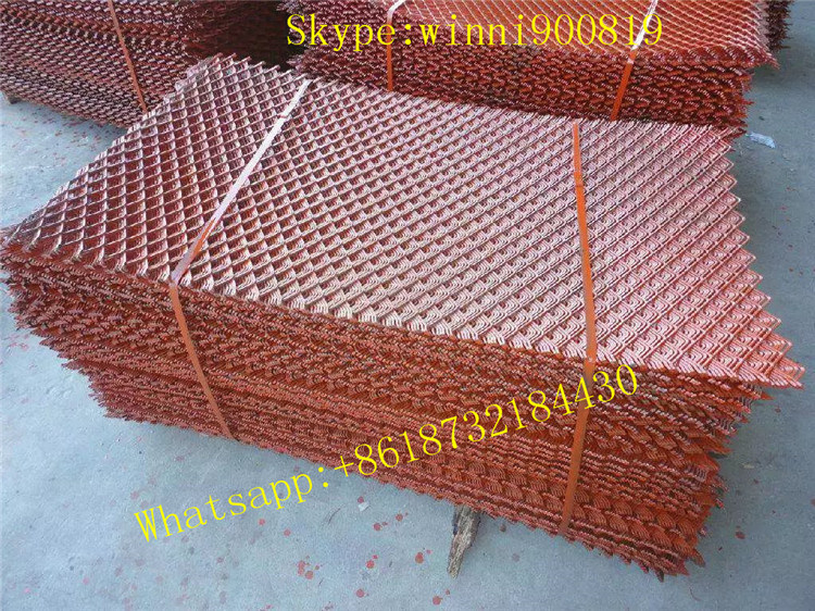Yaqi Factory Expanded Metal Mesh with Competitive Price